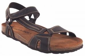 Sandale homme INTER BIOS 9562 marron
