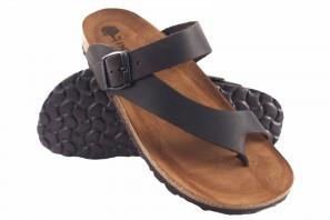 Sandale homme INTER BIOS 9511 marron 90609