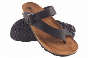 Sandale homme INTER BIOS 9511 marron