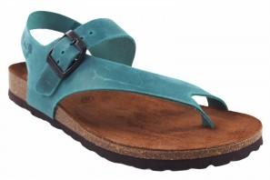 Sandale femme INTER BIOS 7162 denim