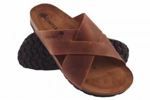 Sandale homme INTER BIOS 9509 cuir