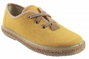 Zapato niño VULPEQUES 1000-st mostaza