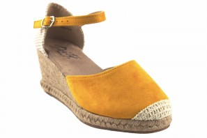 Chaussure femme DEITY 17416 ycx moutarde