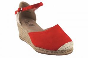 Chaussure femme DEITY 17416 YCX rouge