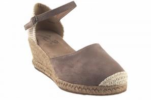 Zapato señora DEITY 17416 ycx taupe