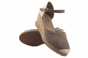 Chaussure femme DEITY 17416 ycx taupe