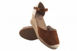 Zapato señora DEITY 17416 ycx cuero