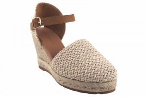 Chaussure femme D'ANGELA 17571 dko beige