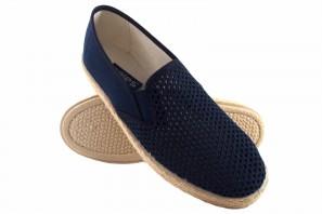 Zapato caballero NELES 1901 azul
