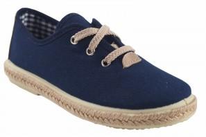 Zapato niño VULPEQUES 1000-p azul