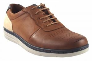 Zapato caballero VICMART 102 cuero