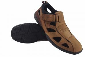 Zapato caballero VICMART 262 cuero