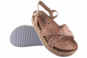 Sandale fille MUSTANG KIDS 48269 beige