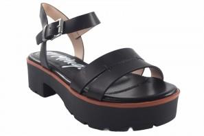 Sandale femme MUSTANG 50437 noir