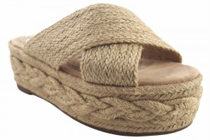 Sandale femme MUSTANG 51156 beige