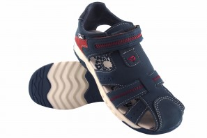 Sandalia niño LOIS 63119 azul