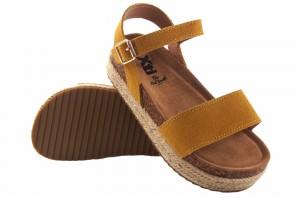Sandale fille XTI KIDS 57428 moutarde