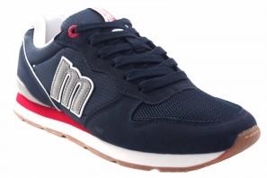 Chaussure homme MUSTANG 84467 bleu