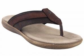 Sandalia caballero KELARA 8402 marron