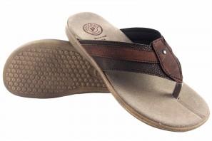 KELARA Sandale Kelara 8402 braun