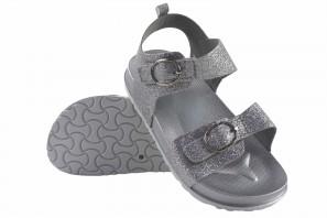 Sandale fille XTI KIDS 57599 argent