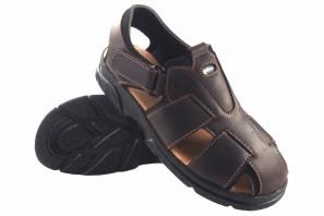 Zapato caballero BIENVE 47 marron