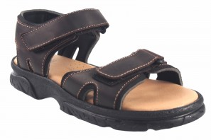 BIENVE Sandale Bienve 458 braun