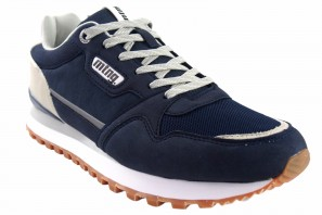 Zapato caballero MUSTANG 84698 azul