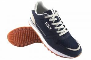 Chaussure homme MUSTANG 84698 bleu