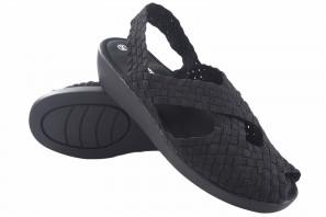 Sandalia señora VICMART 140 negro