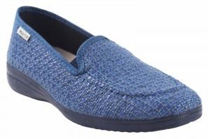 Zapato señora MURO 805 azul