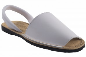Sandalia señora DUENDY 9350 blanco
