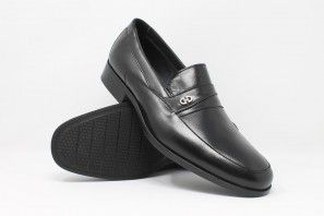 Chaussure homme BAERCHI 4687 noir