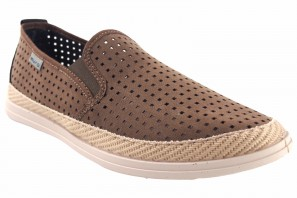 Zapato caballero MURO 525 marron