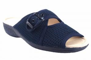 Zarte Füße Dame BEREVERE v 6075 blau