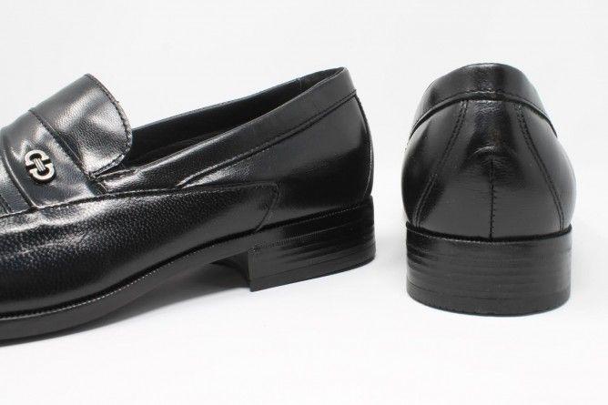 Zapato caballero BAERCHI 4687 negro