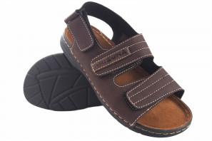 KELARA Sandale Kelara 618 braun