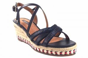 Sandale femme MARIA MARE 68124 bleu