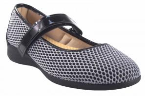 Zapato señora VULCA BICHA 190 gris