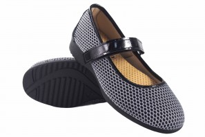 Chaussure femme VULCA BICHA 190 gris