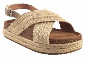 Sandale fille XTI KIDS 57430 beige