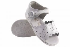 Zapato niña BUBBLE BOBBLE a1898 blanco