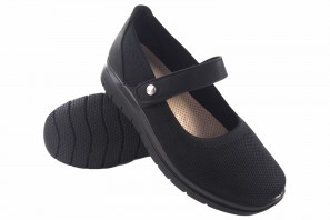 Zapato señora AMARPIES 19005 alh negro