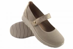Zapato señora AMARPIES 19005 alh beig