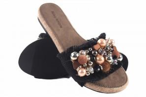 Sandale femme BEBY 19059 noir