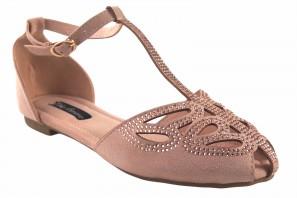 Zapato señora BEBY 19067 rosa