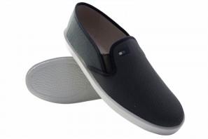Zapato caballero NELES c70-18903b gris