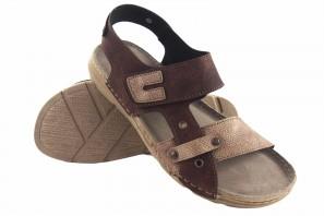 KELARA Sandale Kelara 8018 braun