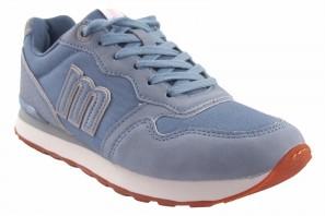 Zapato señora MUSTANG 69988 celeste
