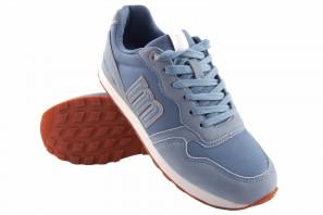 Chaussure femme MUSTANG 69988 bleu clair
